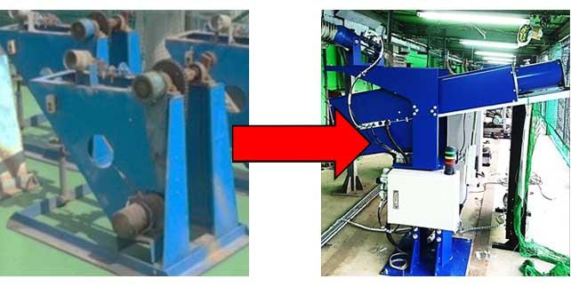 マシン2台/映像2台 導入工事